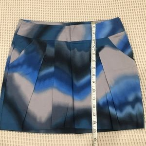 Charlotte Russe Skirts - NWOT Charlotte Russe Tie Dye Mini Pleated Skirt 7